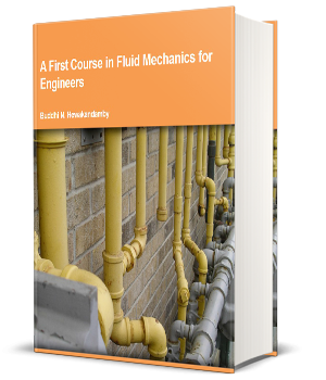 A first course in Fluid Mechanics for Engineers 300x350