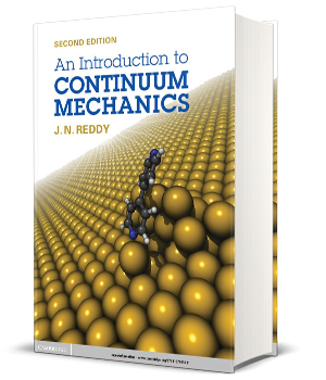 An Introduction to Continuum Mechanics Second Edition 300x350