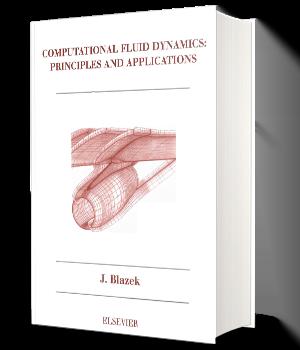 دانلود کتاب Computational Fluid Dynamics Principles and Applications