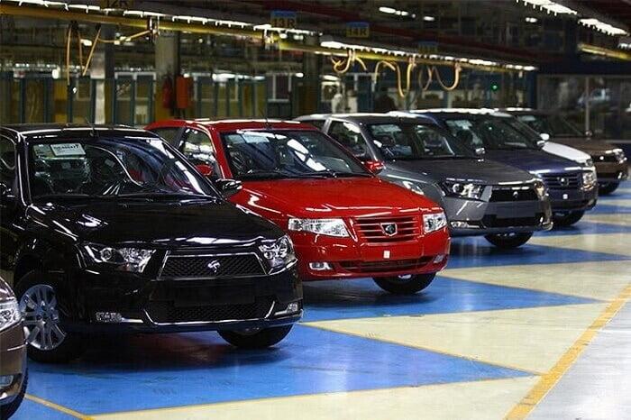 افزایش قیمت خودرو های ایران خودرو