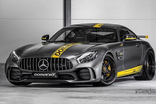 Mercedes Benz AMG GT R ..