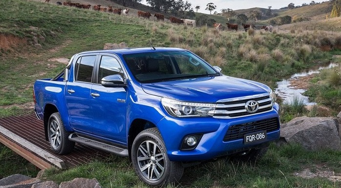 Toyota Hilux Engine Repair Movie