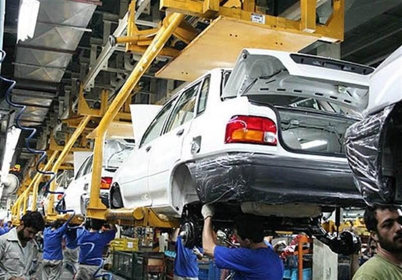 خودروسازان در حال ضرر هستند